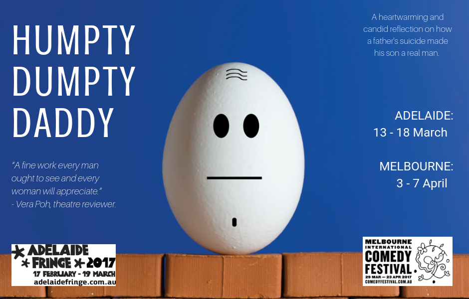 Review: HUMPTY DUMPTY DADDY [Adelaide Fringe]