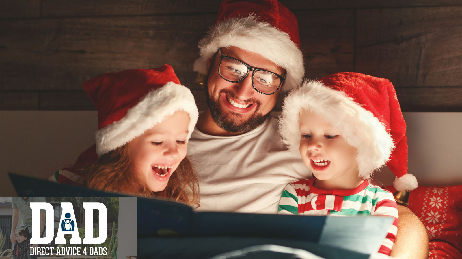 How to deal with Christmas as a single dad